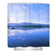 Kenmare Bay, Dunkerron Islands, Co Shower Curtain