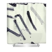 Marburg Virus, Tem Shower Curtain