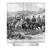 Mohammed Yakub Khan Shower Curtain
