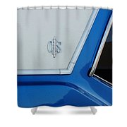 Olds C S Shower Curtain