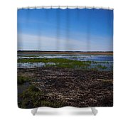 Puurijarvi Shower Curtain
