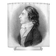 Robert Southey (1774-1843) Shower Curtain