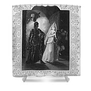 Shakespeare: Henry Vi Shower Curtain