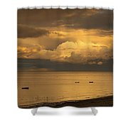 Sunderland, Tyne And Wear, England Shower Curtain
