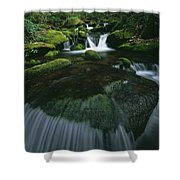 Tennessee, United States Of America Shower Curtain