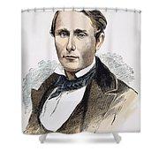 William Walker (1824-1860) Shower Curtain