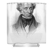 William Wordsworth Shower Curtain