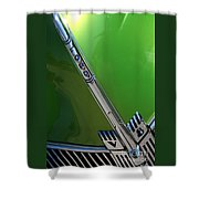 40 Ford - Grill Detail-8610 Shower Curtain