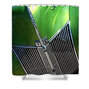 40 Ford - Grill Detail-8618 Shower Curtain