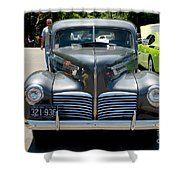 41 Hudson Super Six 1 Shower Curtain