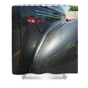 41 Hudson Super Six Fender 1 Shower Curtain