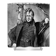 Andrew Jackson (1767-1845) Shower Curtain