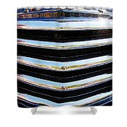 48 Chevy Convertible Grill Shower Curtain