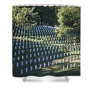 Arlington National Cemetery, Arlington Shower Curtain