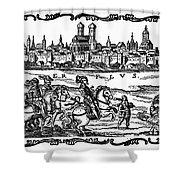 Gustavus II (1594-1632) Shower Curtain