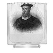 John Knox (1513-1572) Shower Curtain