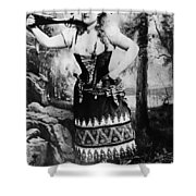 Lillian Russell (1861-1922) Shower Curtain