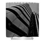 Lloyds Building London Shower Curtain