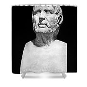 Lucius Annaeus Seneca Shower Curtain