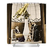 Maria Mitchell American Astronomer Shower Curtain