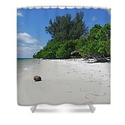 5- Marooned Shower Curtain