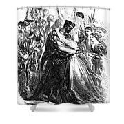 Shakespeare: Othello Shower Curtain by Granger