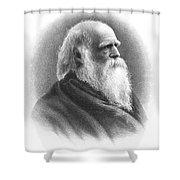 William Cullen Bryant Shower Curtain