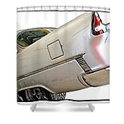 '55 Chevy Shower Curtain