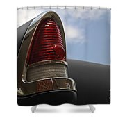 '55 Tail Shower Curtain
