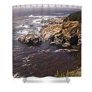 584 Pr Monterey 2 Shower Curtain