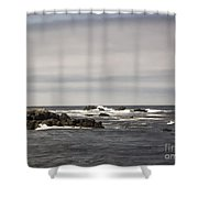 585 Pr Monterey 3 Shower Curtain