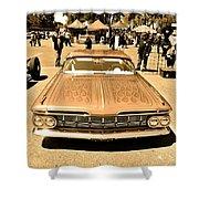 59 Impala Shower Curtain