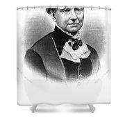 Amelia Bloomer (1818-1894) Shower Curtain