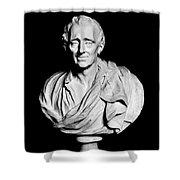 Baron De Montesquieu Shower Curtain