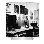 Gertrude Stein (1874-1946) Shower Curtain