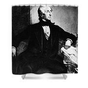 John Tyler (1790-1862) Shower Curtain