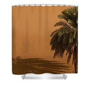 Merzouga, Morocco Shower Curtain
