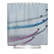 None Shower Curtain