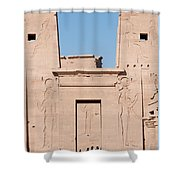 Philae Shower Curtain