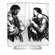 Shakespeare: Othello Shower Curtain