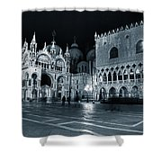 Venice Shower Curtain by Joana Kruse