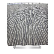 White Sands National Monument, New Shower Curtain