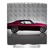 '69 Chevelle Shower Curtain