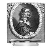 Christina (1626-1689) Shower Curtain