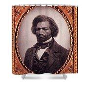 Frederick Douglass African-american Shower Curtain
