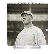 Jim Thorpe (1888-1953) Shower Curtain