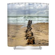 Kampen - Sylt Shower Curtain