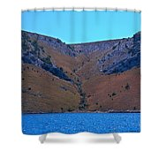 Kornati National Park Shower Curtain