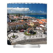 Ribeira Grande - Azores Shower Curtain