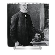 Rudolph Virchow, German Polymath Shower Curtain